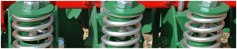 Agricultural & Off Road Equipment Springs