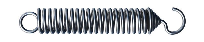 Conical Extension Springs