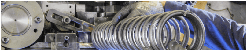 Spring Manufacturing Process